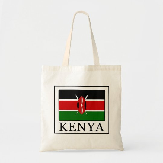 Kenia Budget Stoffbeutel