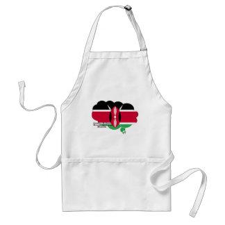 Kenia Hakuna Matata Schürze