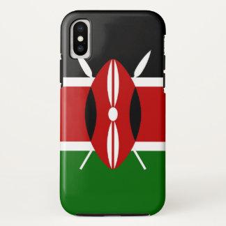 KENIA iPhone X HÜLLE