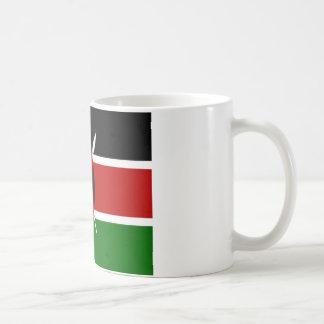 Kenia Kaffeetasse