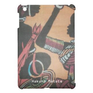 Kenia-MASAI Hakuna Matata Ipad Mini-QPC iPad Mini Hülle