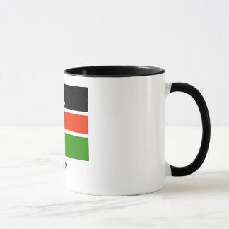 Kenia-Tasse Tasse