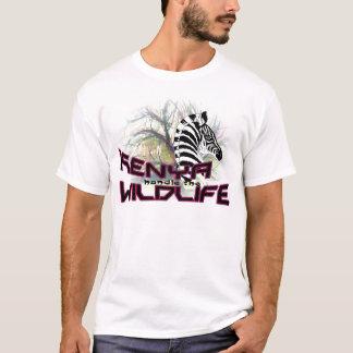 Kenia-wild lebende Tiere T-Shirt