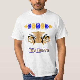 KennedyCougar mustert Schüler-Shirt T-Shirt