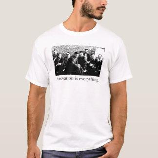 Kennen Sie Ihre Geschichte: Sie waren die ersten T-Shirt