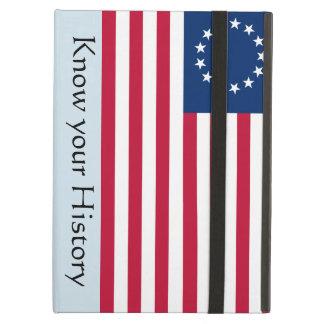 Kennen Sie Ihren Flagge Geschichtsbetsy ross US