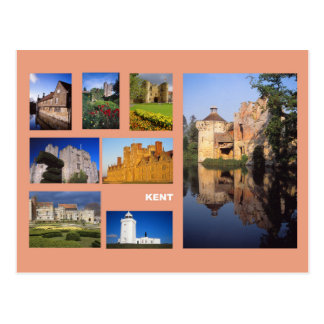 Kent Multibild Postkarte