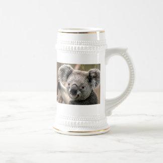 Keramik-Koala-Bär Stein Bierglas