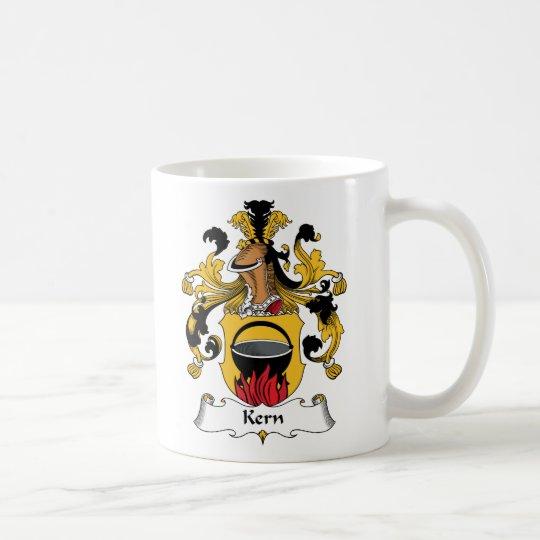 Kern-Familienwappen Kaffeetasse