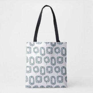 Ketten-und Kreis-abstrakter Querleichensack Tasche