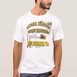 Kettensägen-Jonglieren T-Shirt