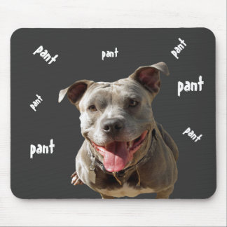Keuchen Pitbull Mousepad