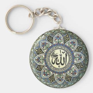 Keychain mit antikem Türkischeentwurf Schlüsselanhänger