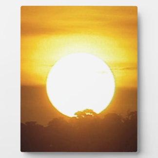kground addieren NAMENSzitat-FOTO-Sonnenuntergang, Fotoplatte