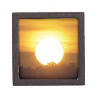 kground addieren NAMENSzitat-FOTO-Sonnenuntergang, Schachtel