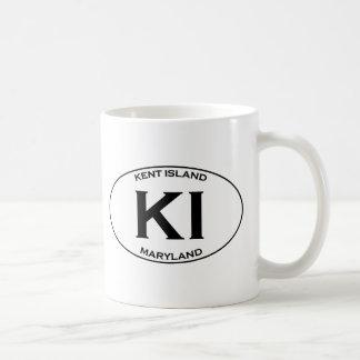 KI - Kent-Insel Maryland Kaffeetasse