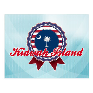 Kiawah Island, Sc Postkarte