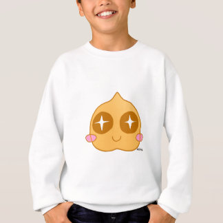 Kichererbse kawaii sweatshirt