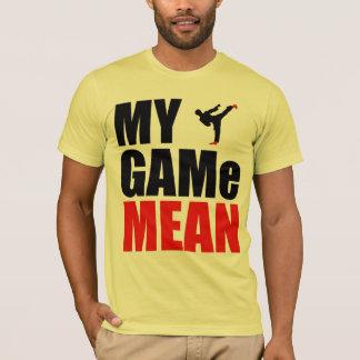 KICKGAMEMEAN T-Shirt