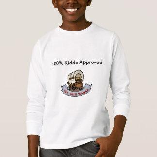 Kiddo genehmigte T-Shirt