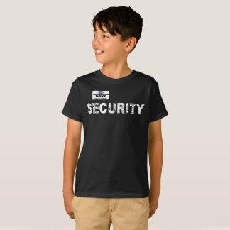 Kids' Geek, Inc. Speicher-Sicherheits-T-Stück T-Shirt