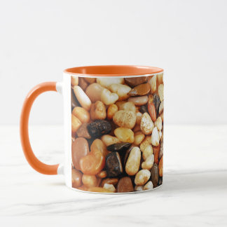 Kieselentwurfs-Kaffee-Tasse Tasse