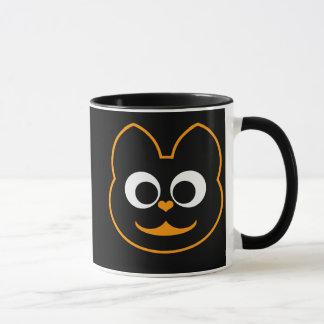 KiKi Kat Orange Tasse