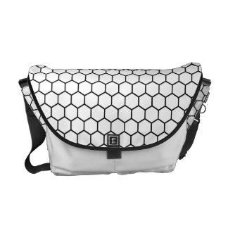 Kikkoutsunagi japanische Muster-Bote-Tasche Kurier Tasche
