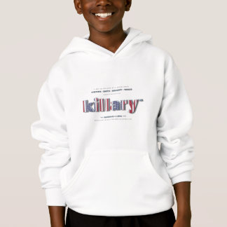 Killary gekrümmter Hillary Banghazi PRÄSIDENT Hoodie