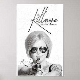 Killmore Bucheinband-Plakat Poster