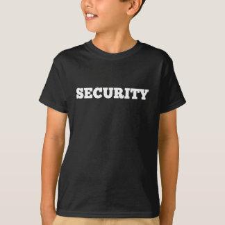 Kind-SICHERHEIT T - Shirt