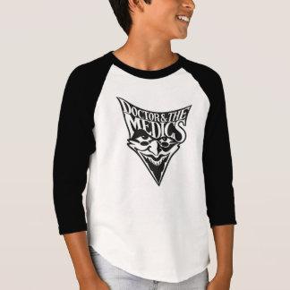 Kinder 3/4 Hülsen-Shirt T-Shirt