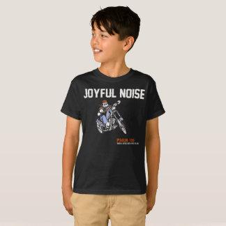 """Kinder""""frohe Geräusch-"""" heiliger T-Shirt"""
