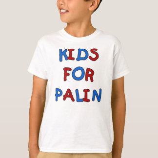 Kinder für den T - Shirt Palin Kindes