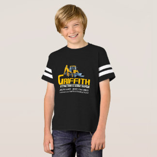 KINDER Griffiths Constructioin T-Shirt