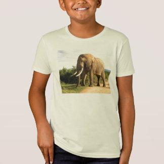 KinderBio Elefant-Shirt T-Shirt