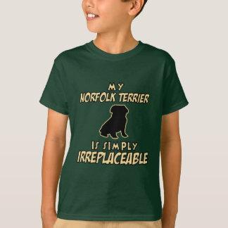Kinderdunkle T - Shirt-Vertikale-Schablone T-Shirt