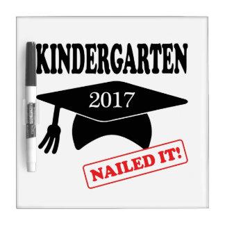 Kindergarten 2017 nagelte es memoboard