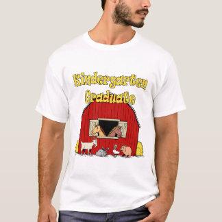Kindergarten-Abschluss-Geschenke T-Shirt