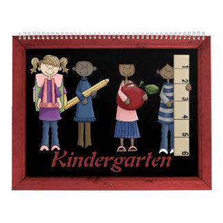 Kindergarten-Gedächtnis-Buch Abreißkalender