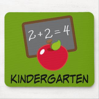 Kindergarten-Schullehrer-Geschenk Mauspad