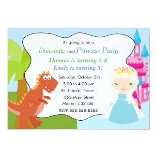 Kindergeburtstag-Party 3 Karte