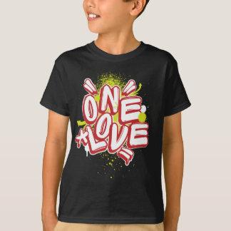 KinderGraffiti: Eine Liebe Streetwear T-Shirt