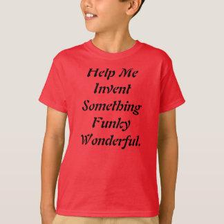 Kinderkindes, das Genie-T-Shirts - Wissenschaft T-Shirt
