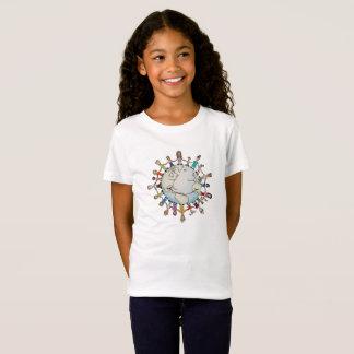 Kinderkraft-Feld für den gut-T - Shirt (neu)