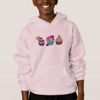 Kinderkuchen-Pullover Hoodie