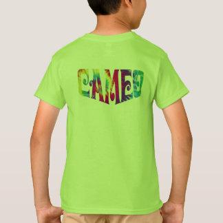 Kinderminiatur-T - Shirt mit Krawatten-Logo