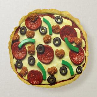 Kinderpizza-Geburtstags-Party-Raum Rundes Kissen