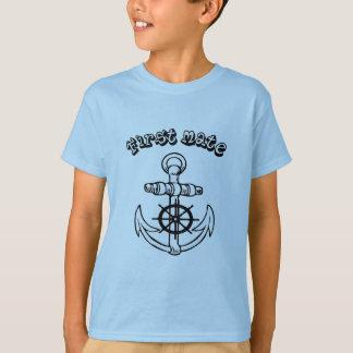 Kinders-erster Kamerad-T - Shirt