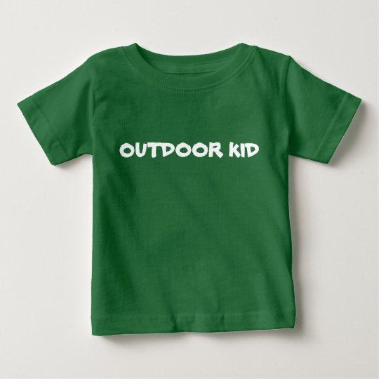 KinderShirt im Freien Baby T-shirt